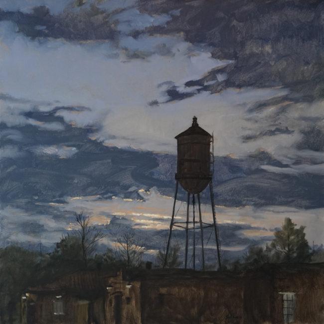 Water Tower, Covington LA 30x30