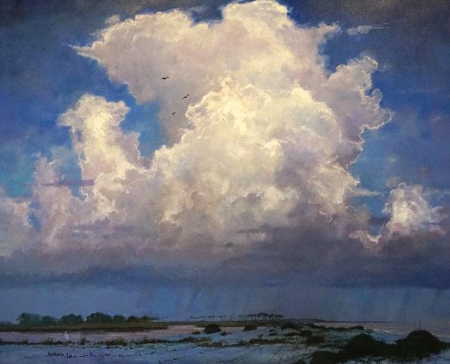 Morning Cloud 48x60