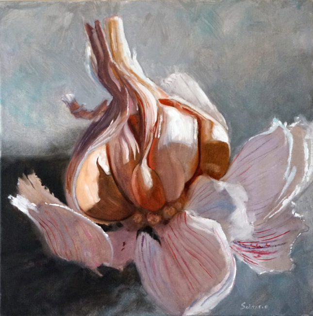 Garlic 30x30