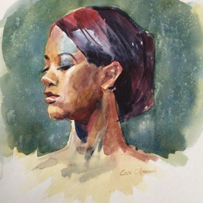 Featured Artwork by Carol Clark Hammond