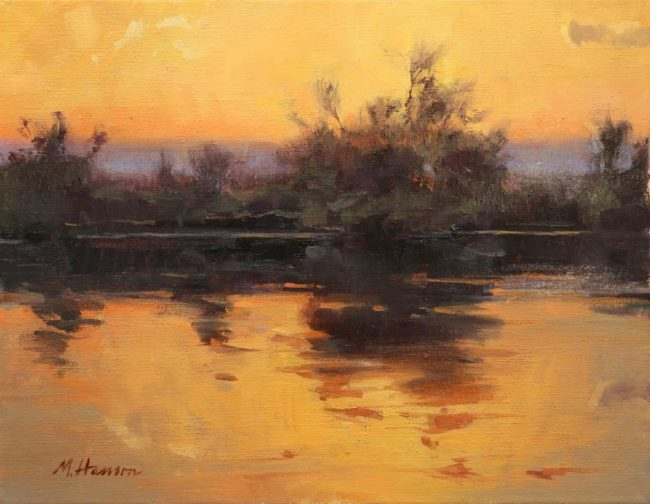 golden-ending-marc-hanson-art